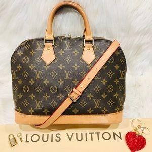 Authentic Louis Vuitton Alma #1.9V